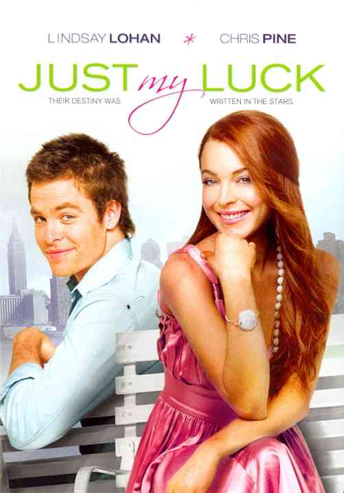 JUST MY LUCK BY LOHAN,LINDSAY (DVD)