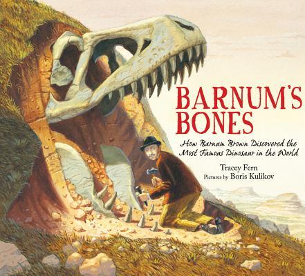 Barnum's Bones By Fern, Tracey/ Kulikov, Boris (ILT)